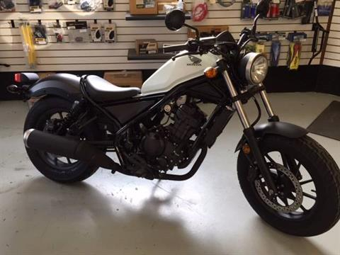 2017 Honda Rebel 300 in Palmerton, Pennsylvania