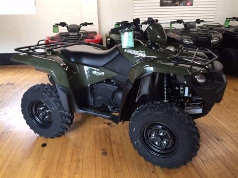 2017 Suzuki KingQuad 750AXi Power Steering in Palmerton, Pennsylvania