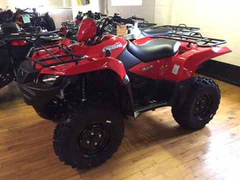 2018 Suzuki KingQuad 500AXi Power Steering in Palmerton, Pennsylvania