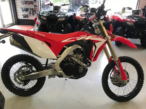 2019 Honda CRF450L in Palmerton, Pennsylvania