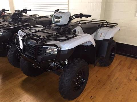 2017 Honda FourTrax Foreman 4x4 in Palmerton, Pennsylvania