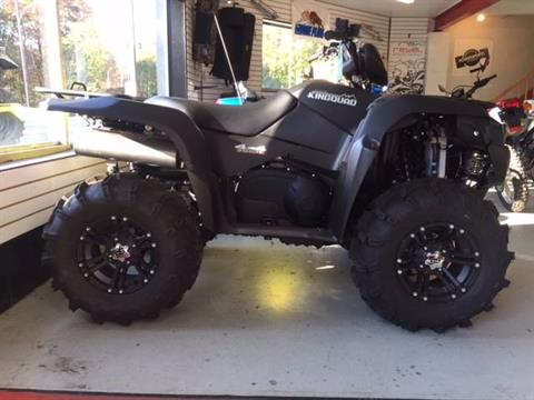 2018 Suzuki KingQuad 750AXi Power Steering Special Edition in Palmerton, Pennsylvania