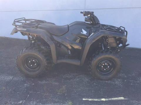 2017 Honda FourTrax Rancher 4x4 DCT IRS EPS in Palmerton, Pennsylvania
