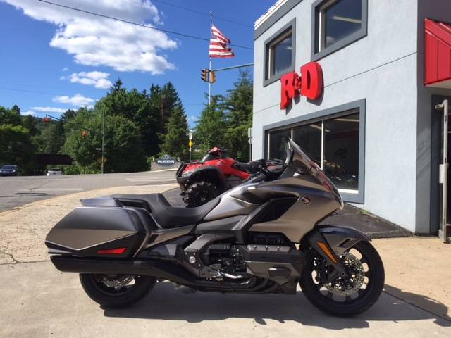 2018 Honda Gold Wing DCT in Palmerton, Pennsylvania - Photo 1
