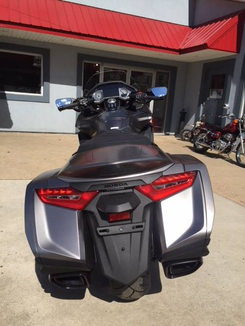 2018 Honda Gold Wing DCT in Palmerton, Pennsylvania - Photo 4