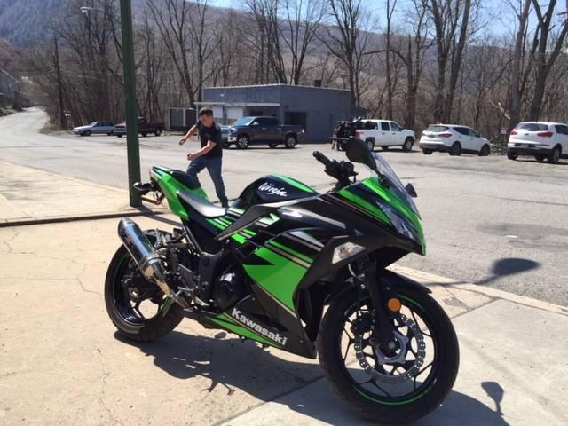 Used 2017 Kawasaki Ninja 300 Abs Krt Edition Motorcycles In