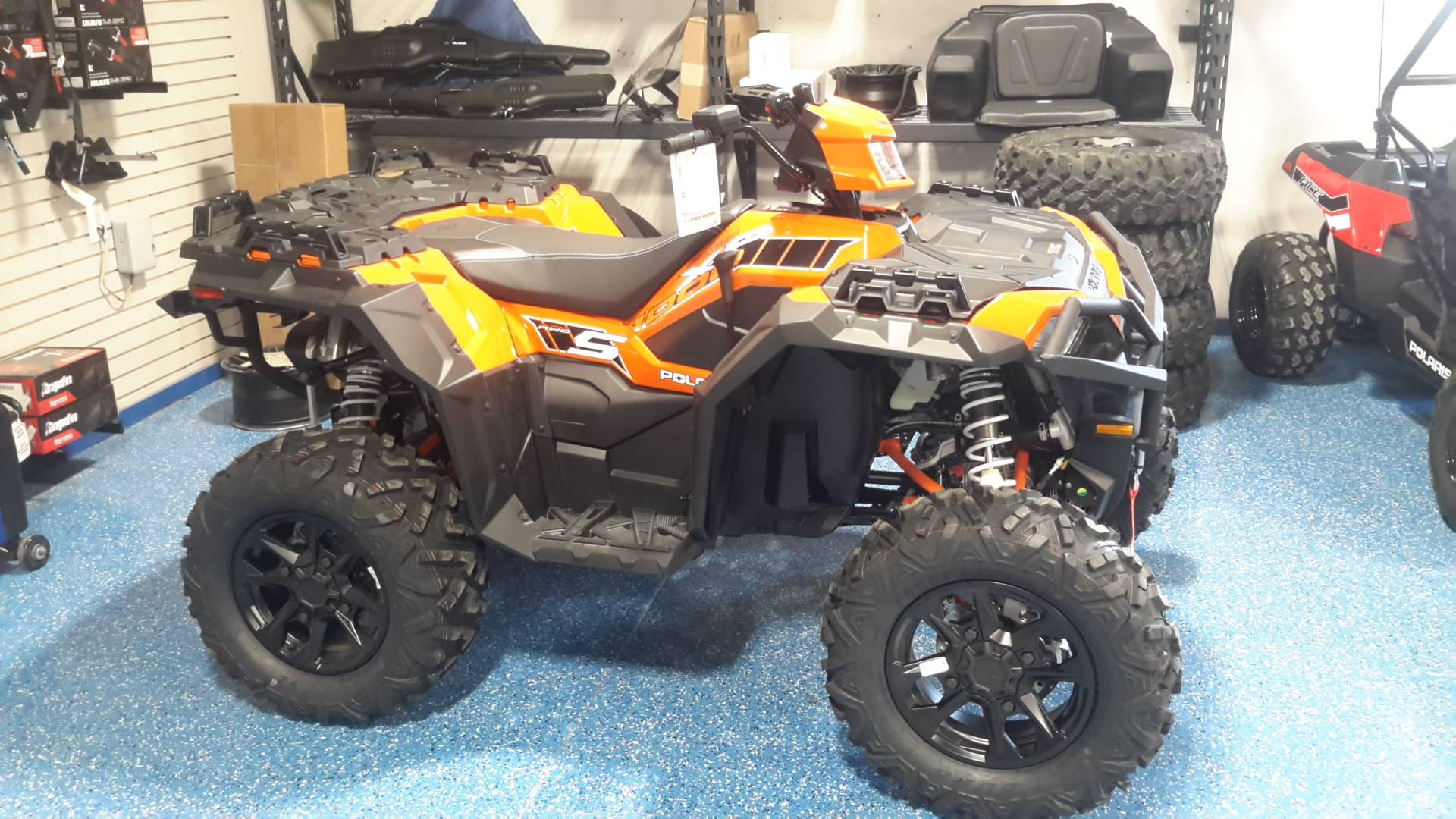 2020 Polaris Sportsman XP 1000 S in Tecumseh, Michigan - Photo 1