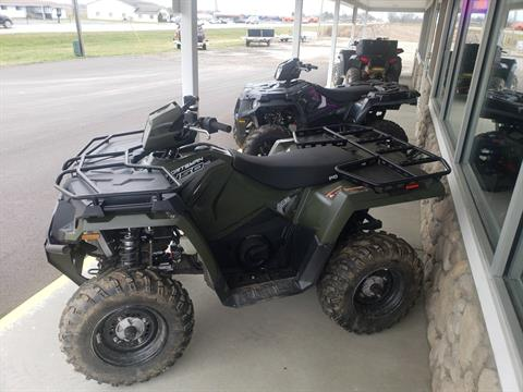 2020 Polaris Sportsman 450 H.O. Utility Package in Tecumseh, Michigan - Photo 2