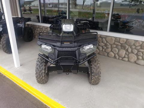 2020 Polaris Sportsman 450 H.O. Utility Package in Tecumseh, Michigan - Photo 3