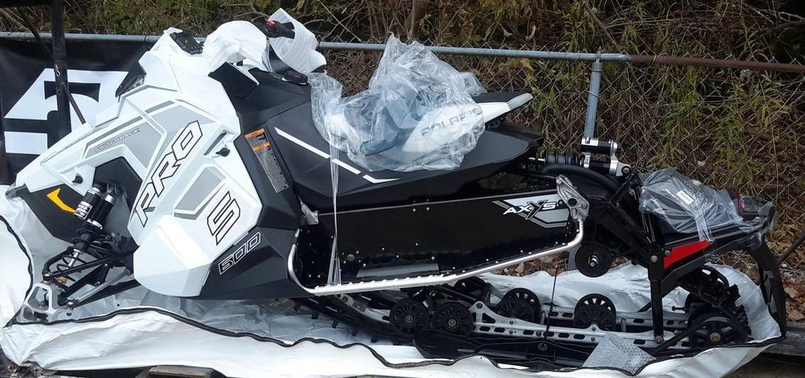 2020 Polaris 600 Switchback PRO-S SC in Tecumseh, Michigan - Photo 2