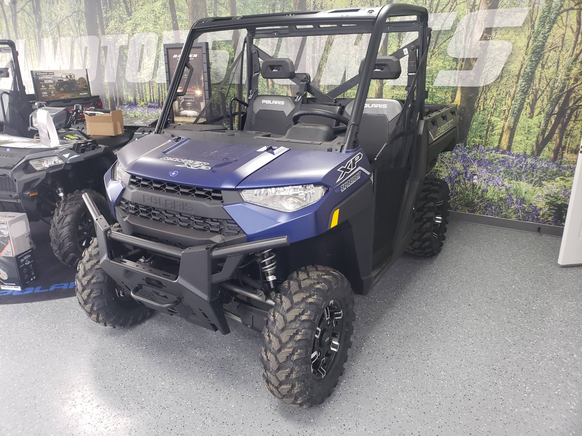 2021 Polaris Ranger XP 1000 Premium in Tecumseh, Michigan - Photo 1