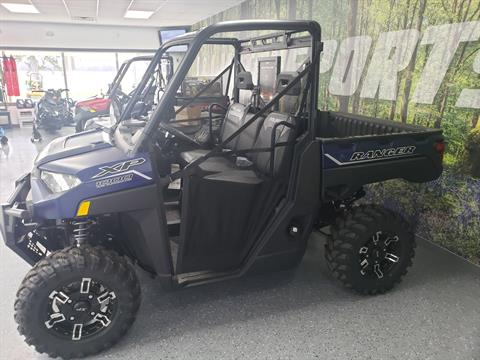 2021 Polaris Ranger XP 1000 Premium in Tecumseh, Michigan - Photo 2