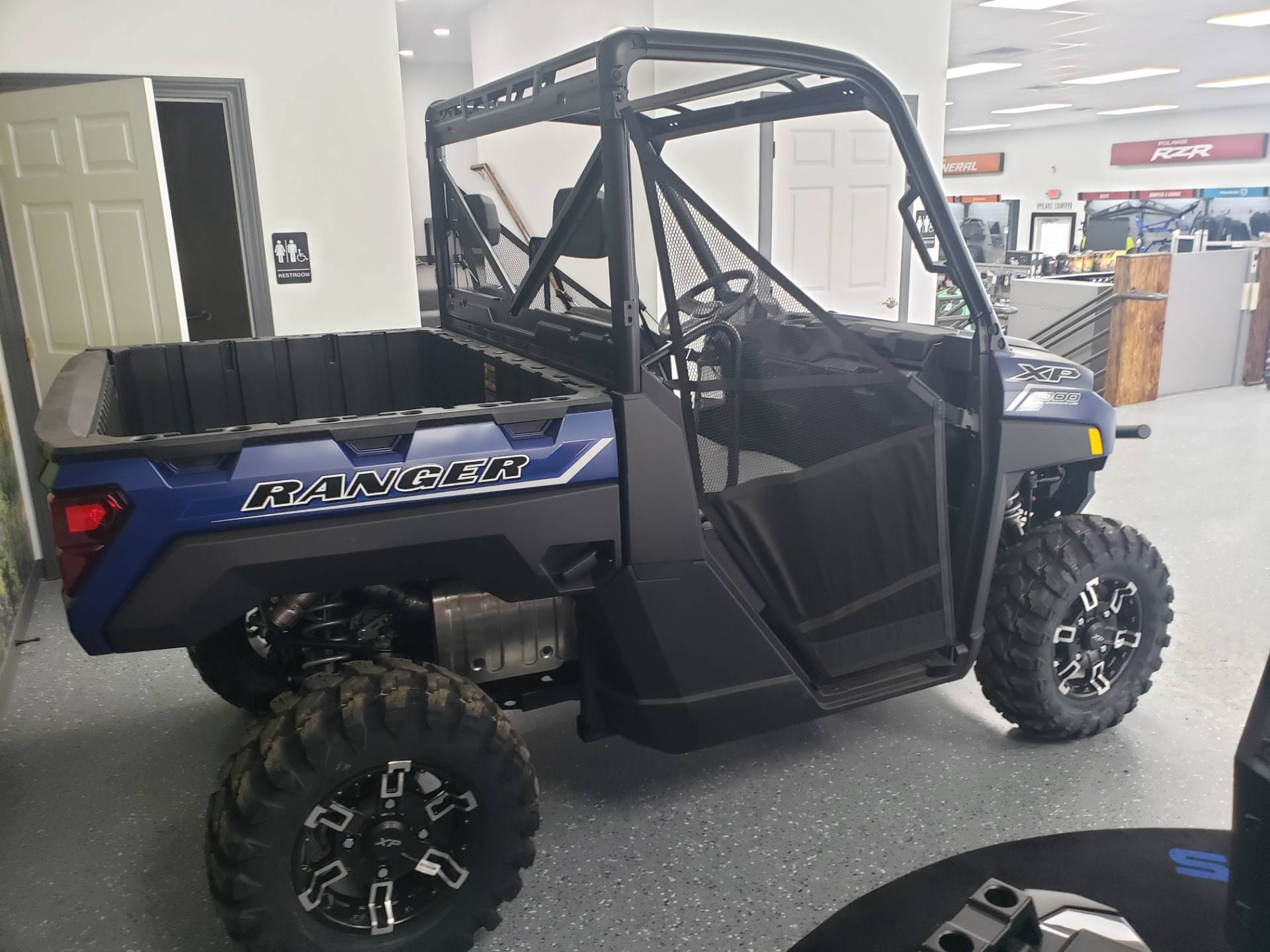 2021 Polaris Ranger XP 1000 Premium in Tecumseh, Michigan - Photo 3