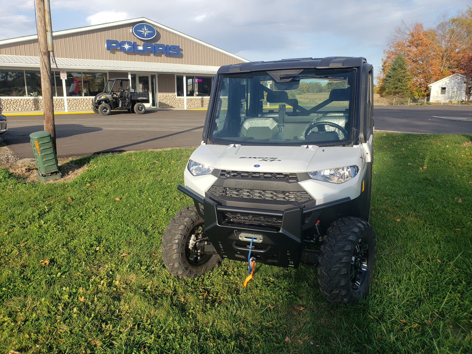 2021 Polaris Ranger Crew XP 1000 NorthStar Edition Premium in Tecumseh, Michigan - Photo 2