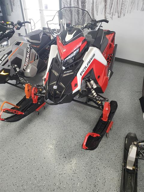 2021 Polaris 650 Indy XC 129 Launch Edition Factory Choice in Tecumseh, Michigan - Photo 2