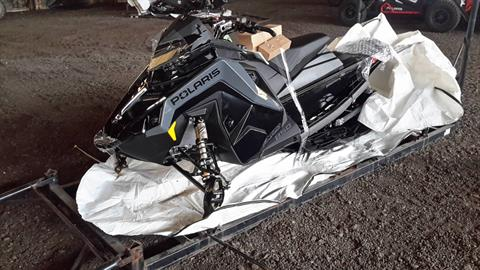2021 Polaris 850 Indy XC 137 Launch Edition Factory Choice in Tecumseh, Michigan - Photo 1