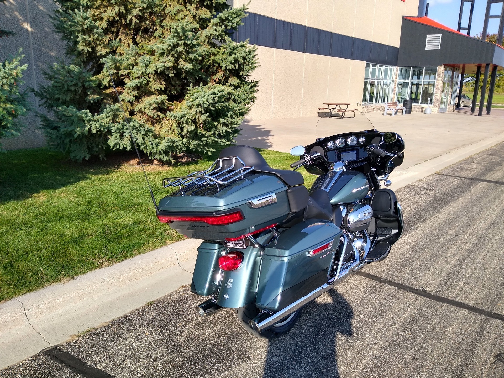 2020 Harley-Davidson Ultra Limited in Alexandria, Minnesota - Photo 5