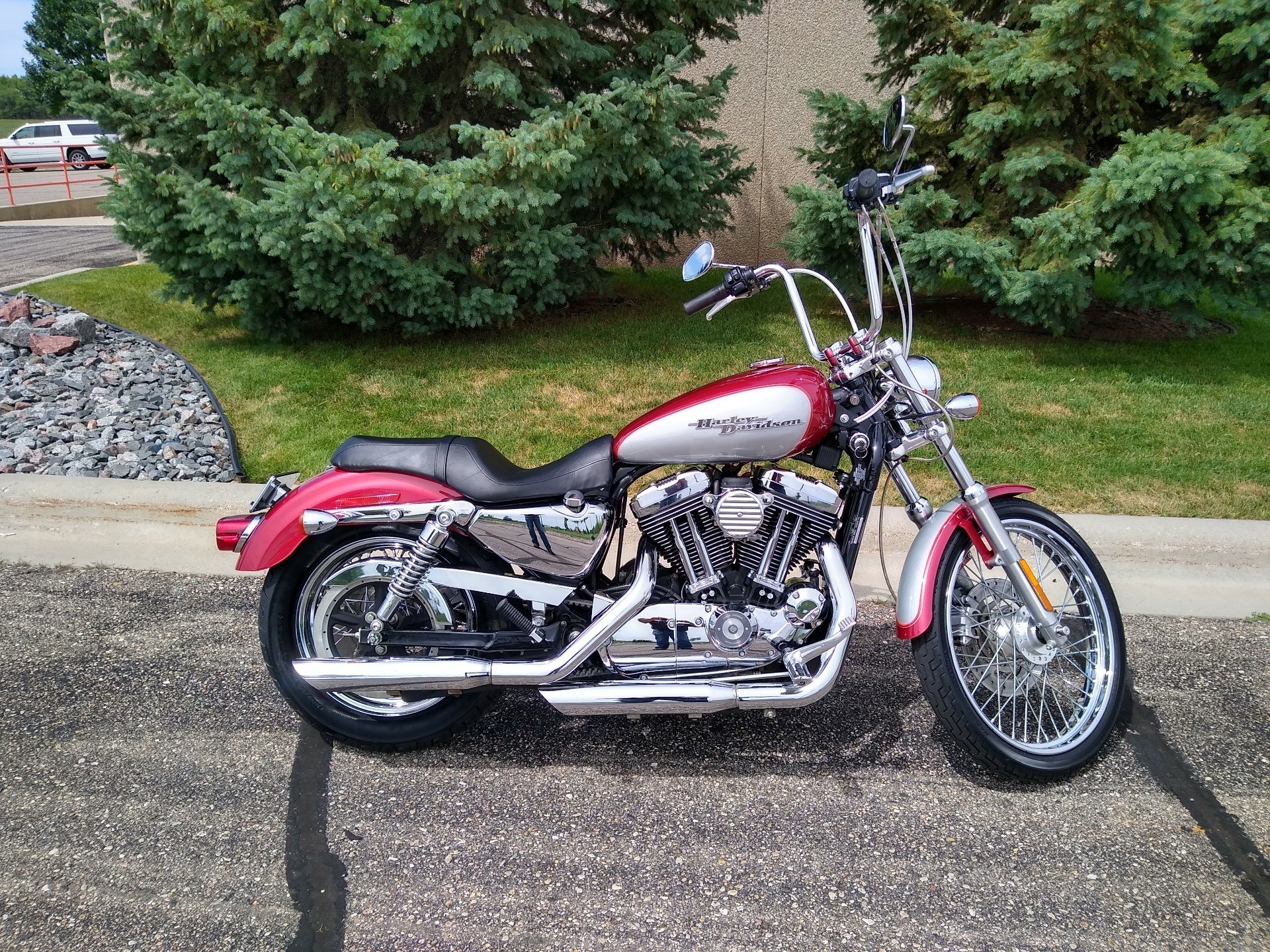 2004 Harley-Davidson Sportster® XL 1200 Custom in Alexandria, Minnesota - Photo 1