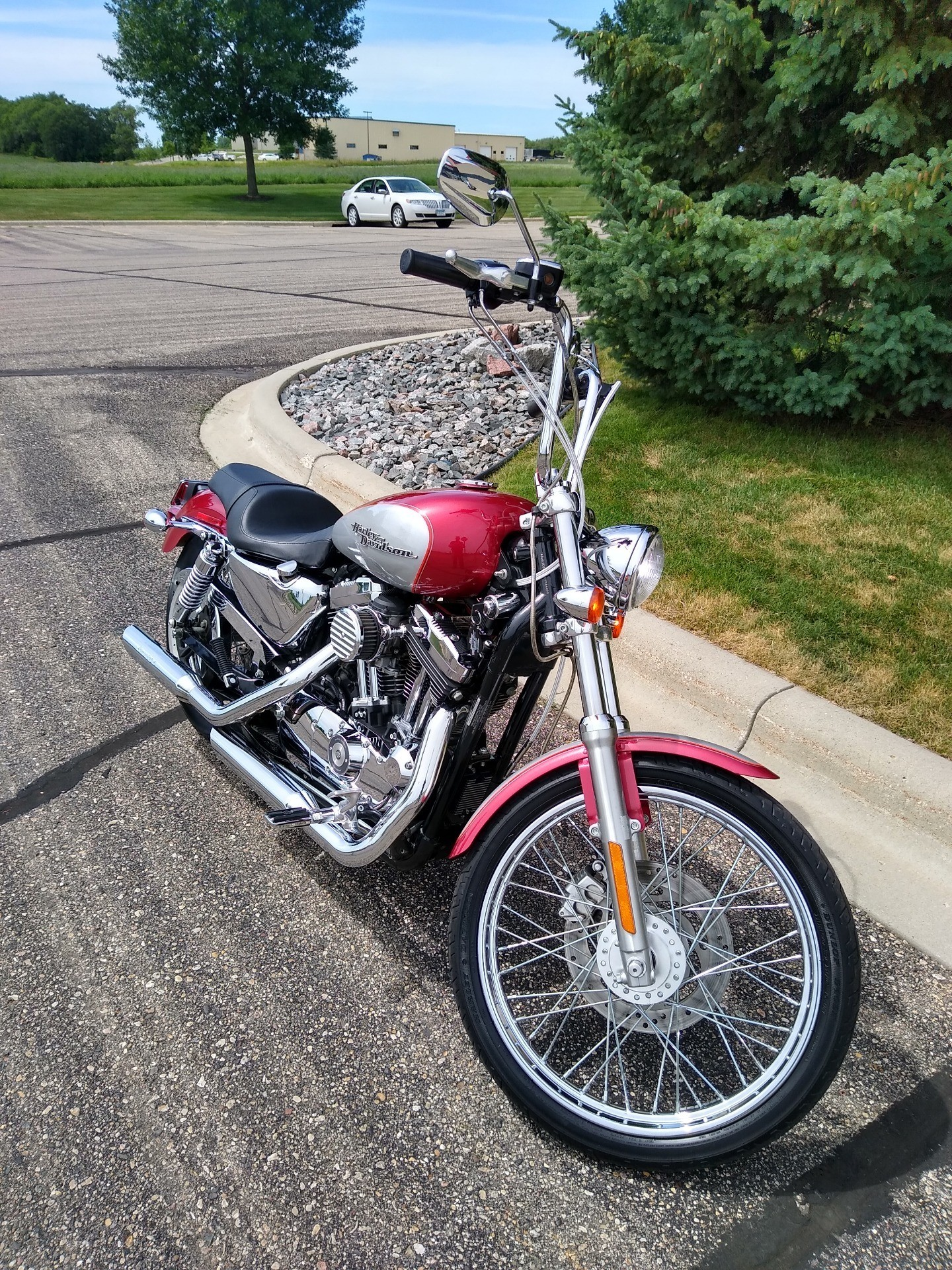 2004 Harley-Davidson Sportster® XL 1200 Custom in Alexandria, Minnesota - Photo 3