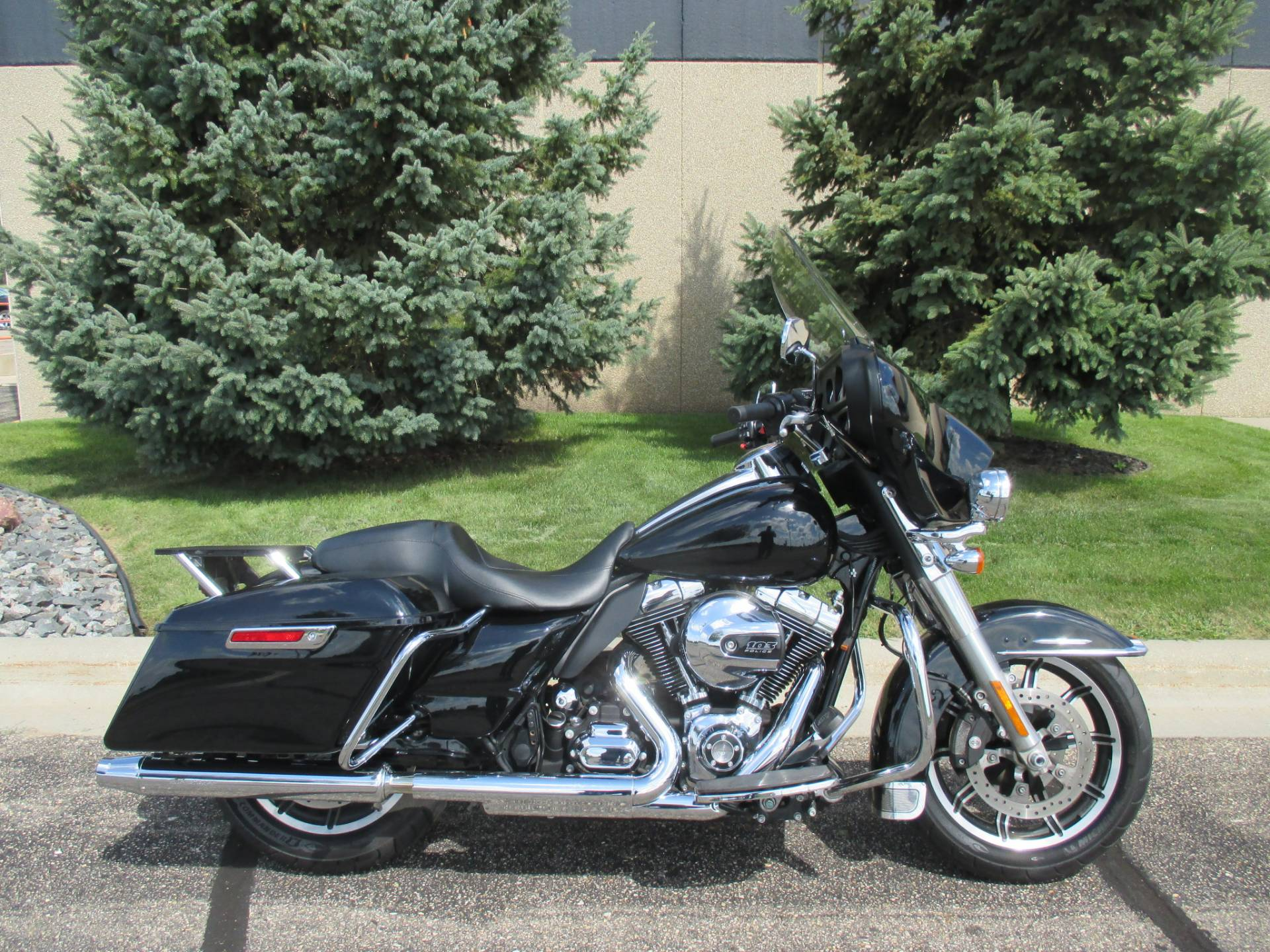2016 Harley-Davidson FLHTP in Alexandria, Minnesota - Photo 1