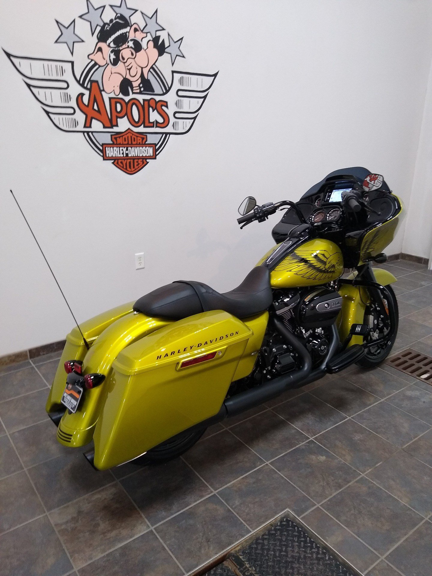 2020 Harley-Davidson Road Glide® Special in Alexandria, Minnesota - Photo 4