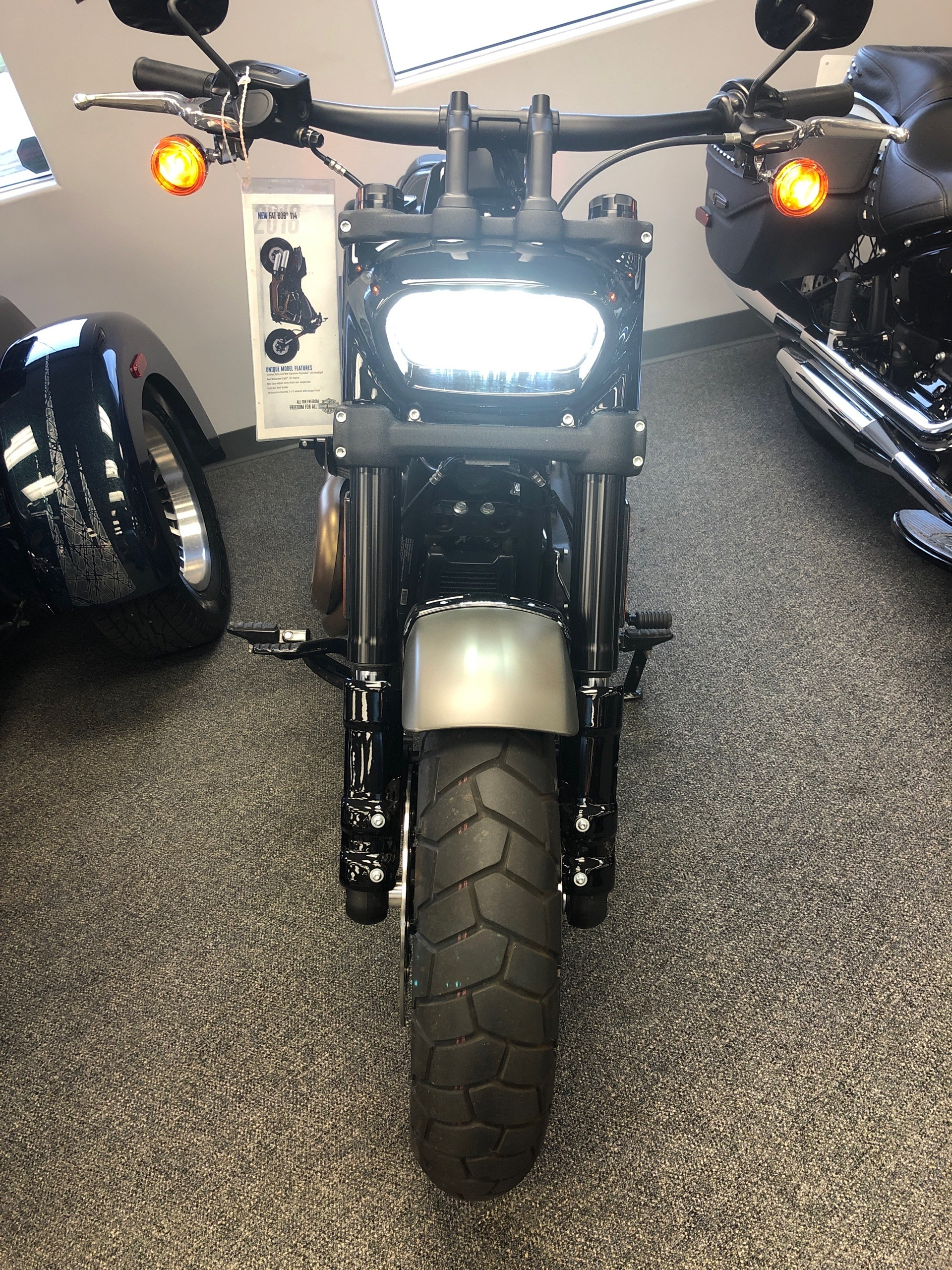 2018 Harley-Davidson Fat Bob® 114 in Alexandria, Minnesota - Photo 5