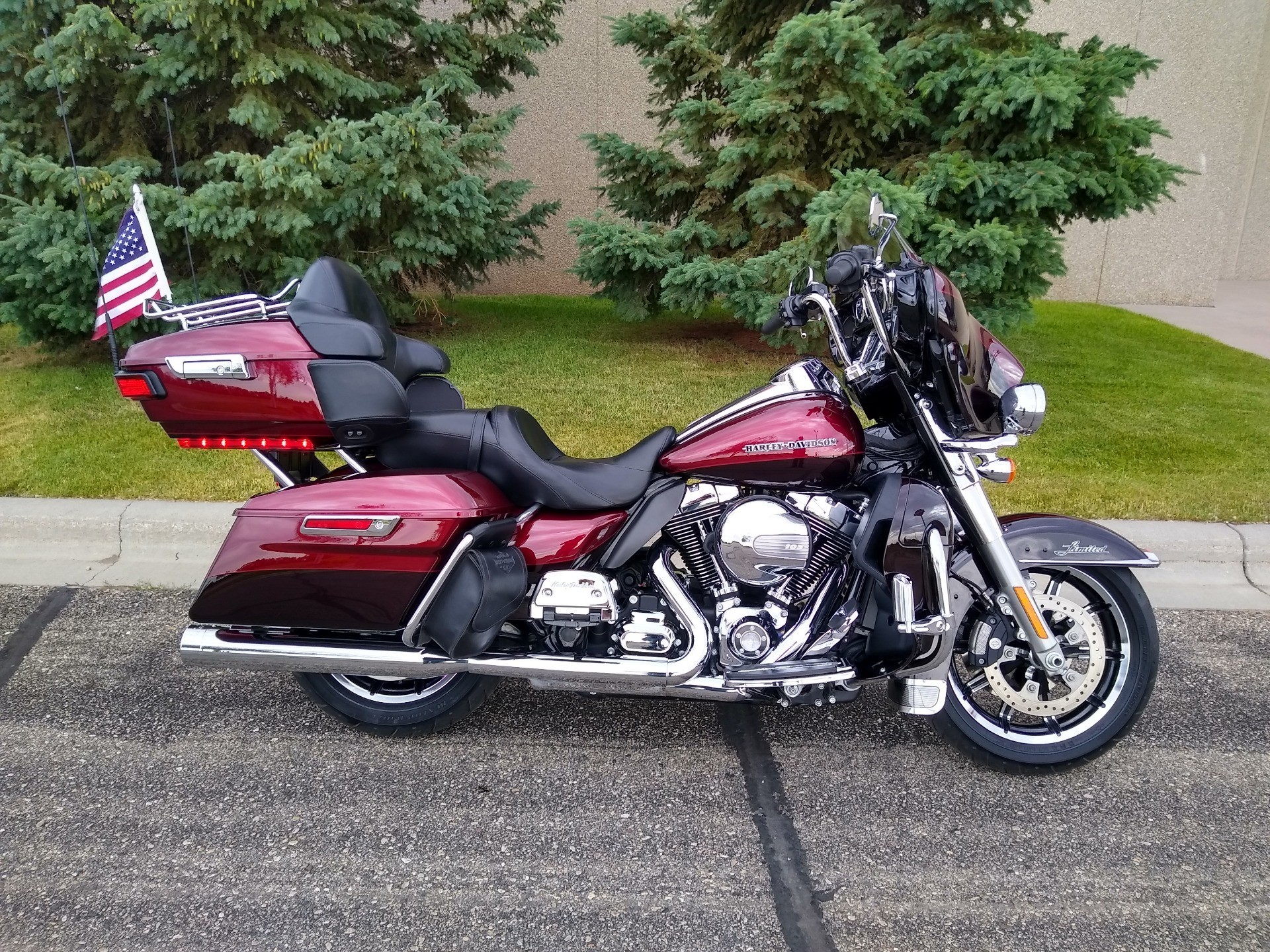 2014 Harley-Davidson Ultra Limited in Alexandria, Minnesota - Photo 1