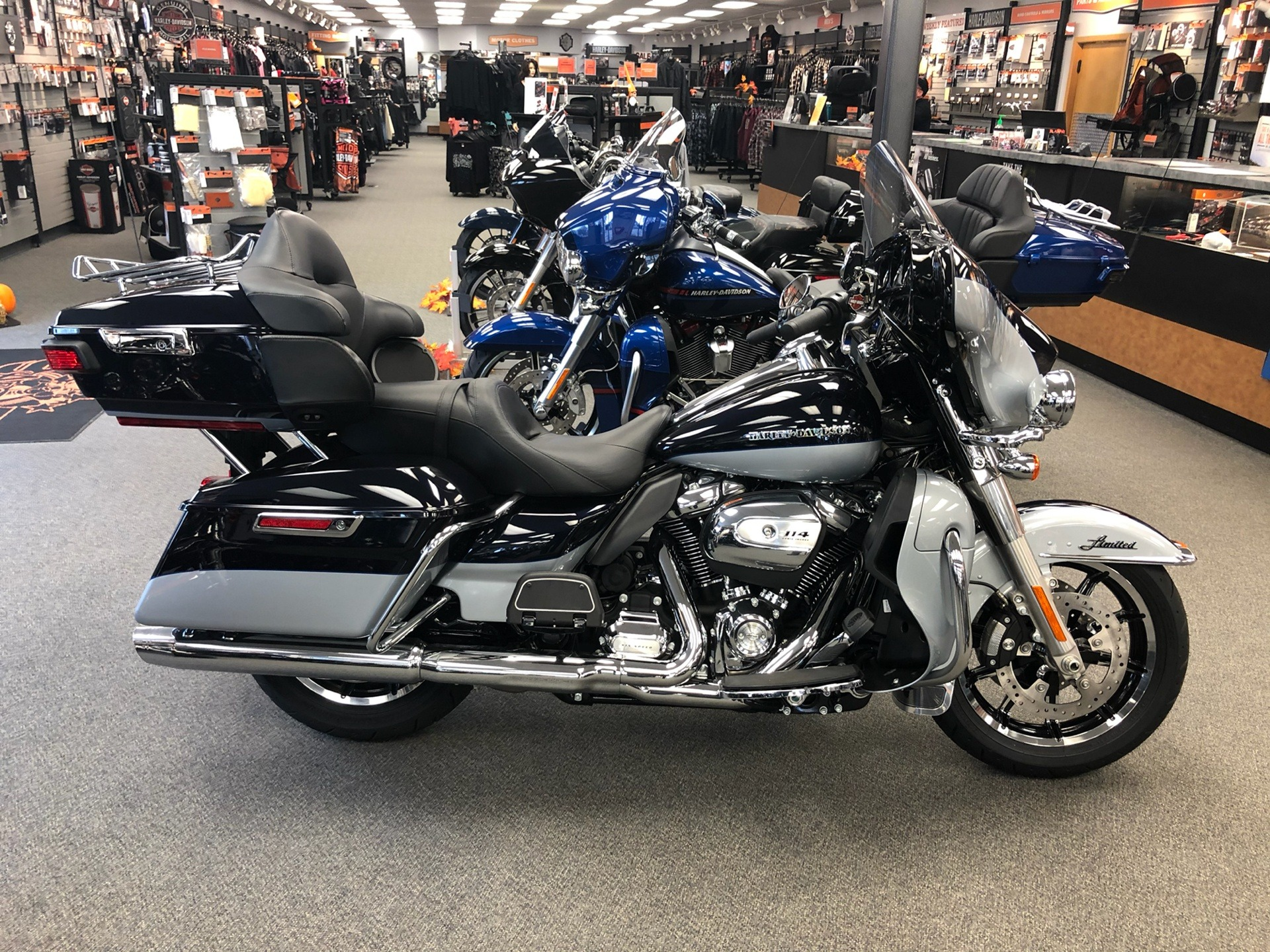 2019 Harley-Davidson Ultra Limited in Alexandria, Minnesota - Photo 1