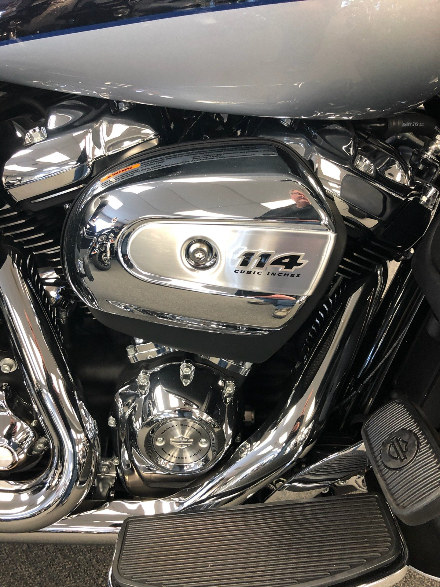 2019 Harley-Davidson Ultra Limited in Alexandria, Minnesota - Photo 2