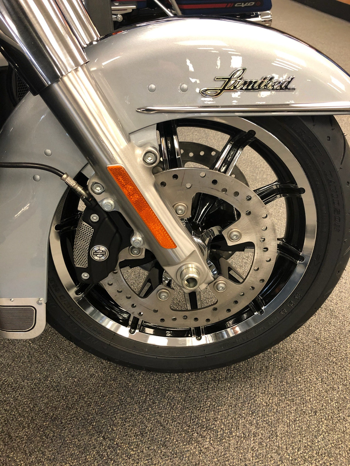 2019 Harley-Davidson Ultra Limited in Alexandria, Minnesota - Photo 3