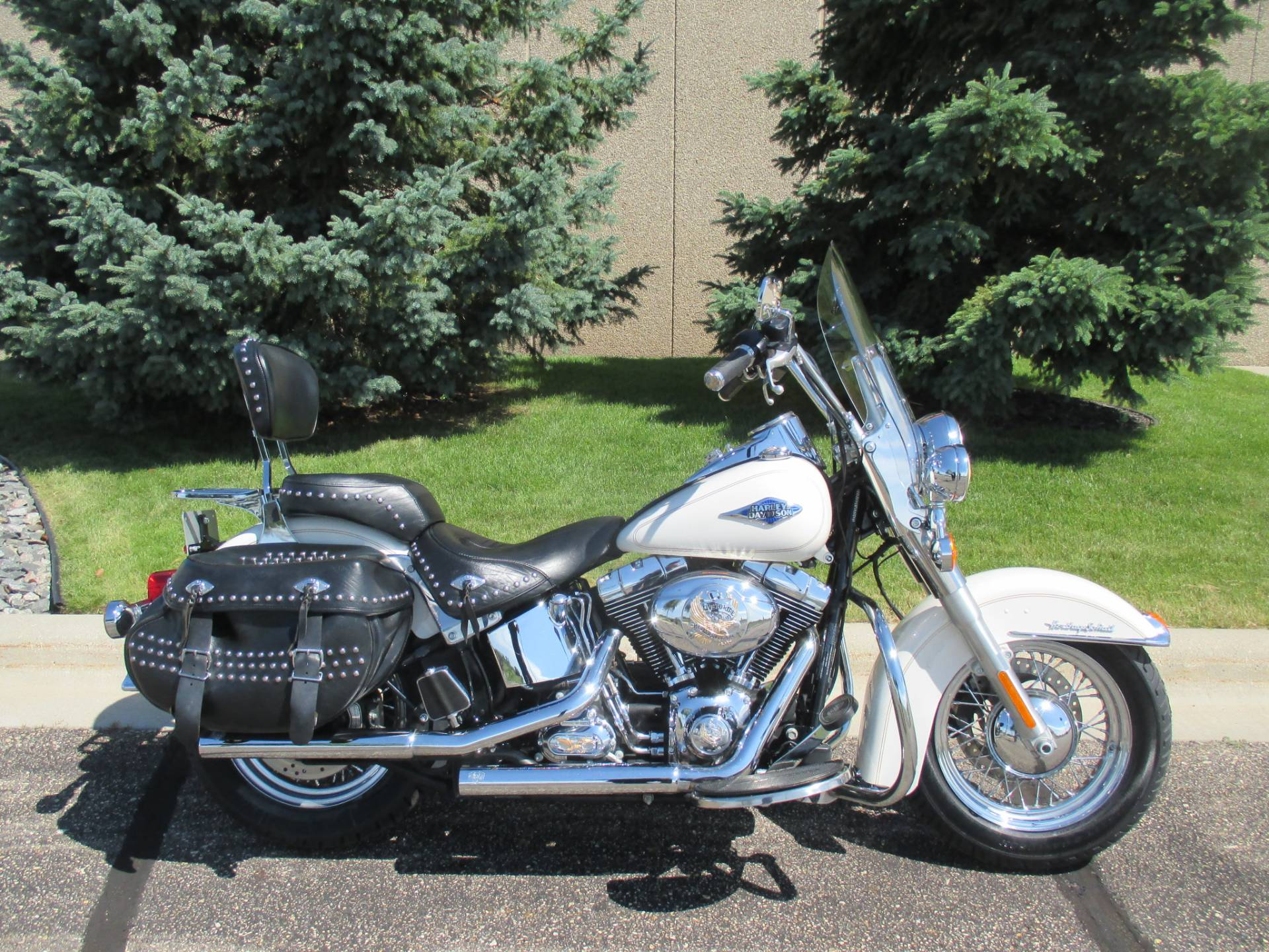 2015 Harley-Davidson Heritage Softail® Classic in Alexandria, Minnesota - Photo 1