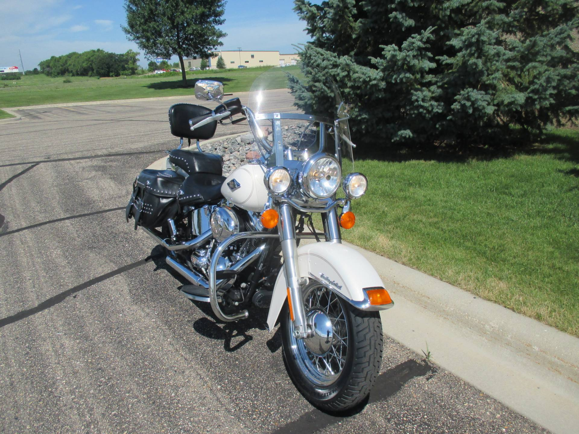 2015 Harley-Davidson Heritage Softail® Classic in Alexandria, Minnesota - Photo 3