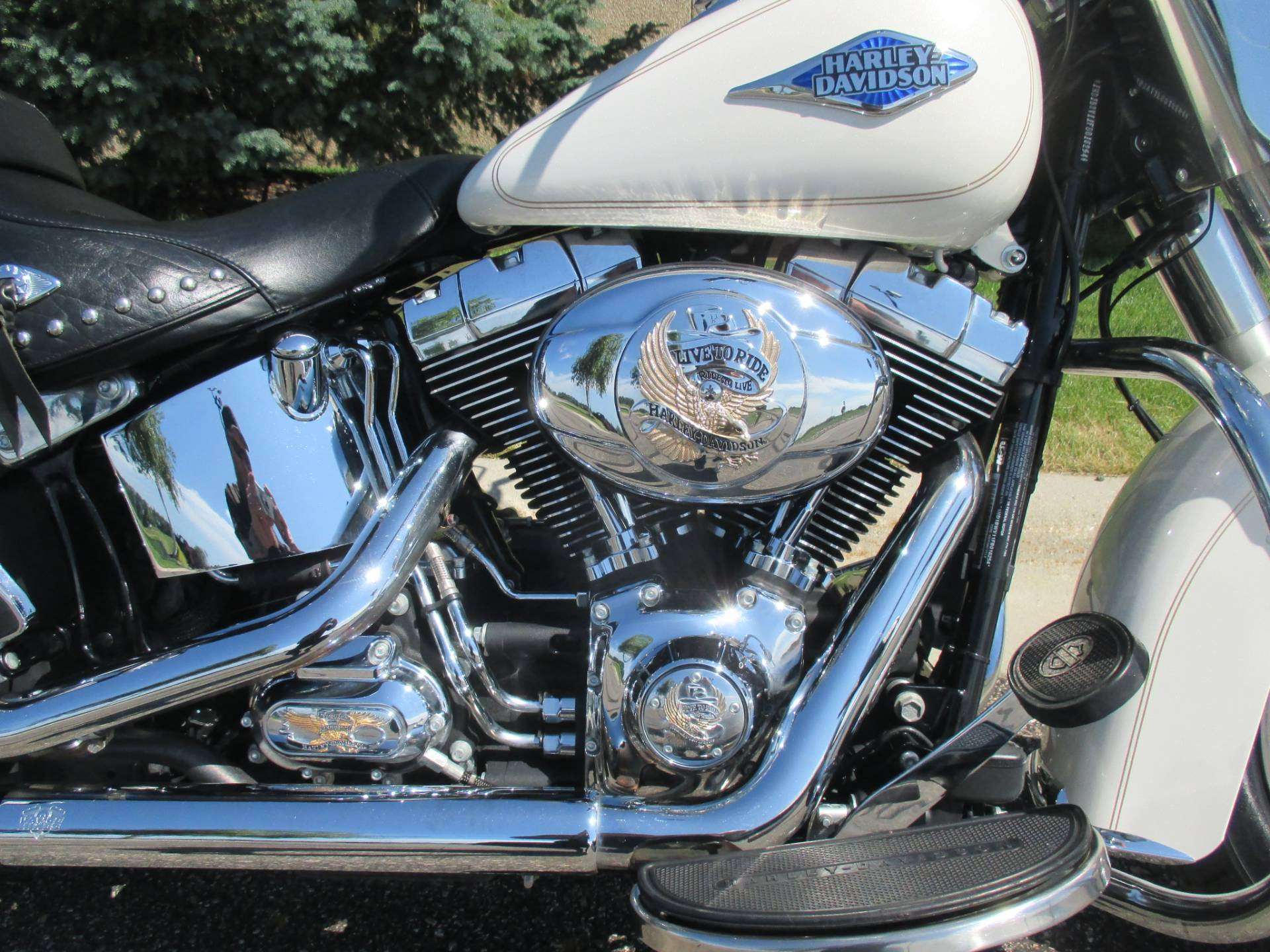 2015 Harley-Davidson Heritage Softail® Classic in Alexandria, Minnesota - Photo 6