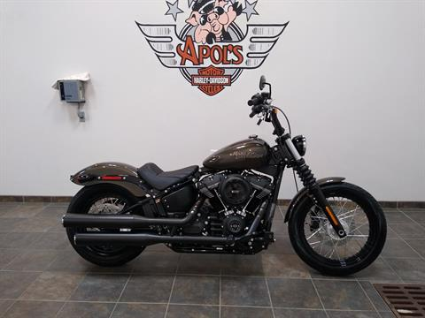 2020 Harley-Davidson Street Bob® in Alexandria, Minnesota - Photo 1