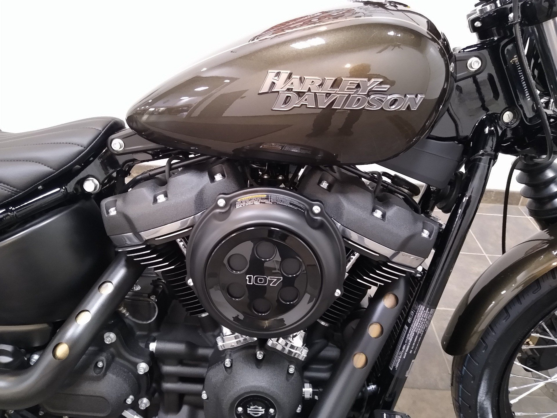 2020 Harley-Davidson Street Bob® in Alexandria, Minnesota - Photo 4