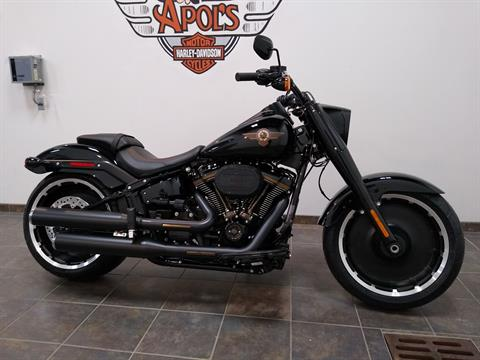 2020 Harley-Davidson Fat Boy® 114 30th Anniversary Limited Edition in Alexandria, Minnesota - Photo 1