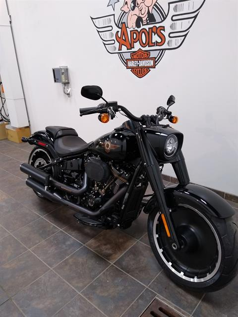 2020 Harley-Davidson Fat Boy® 114 30th Anniversary Limited Edition in Alexandria, Minnesota - Photo 2