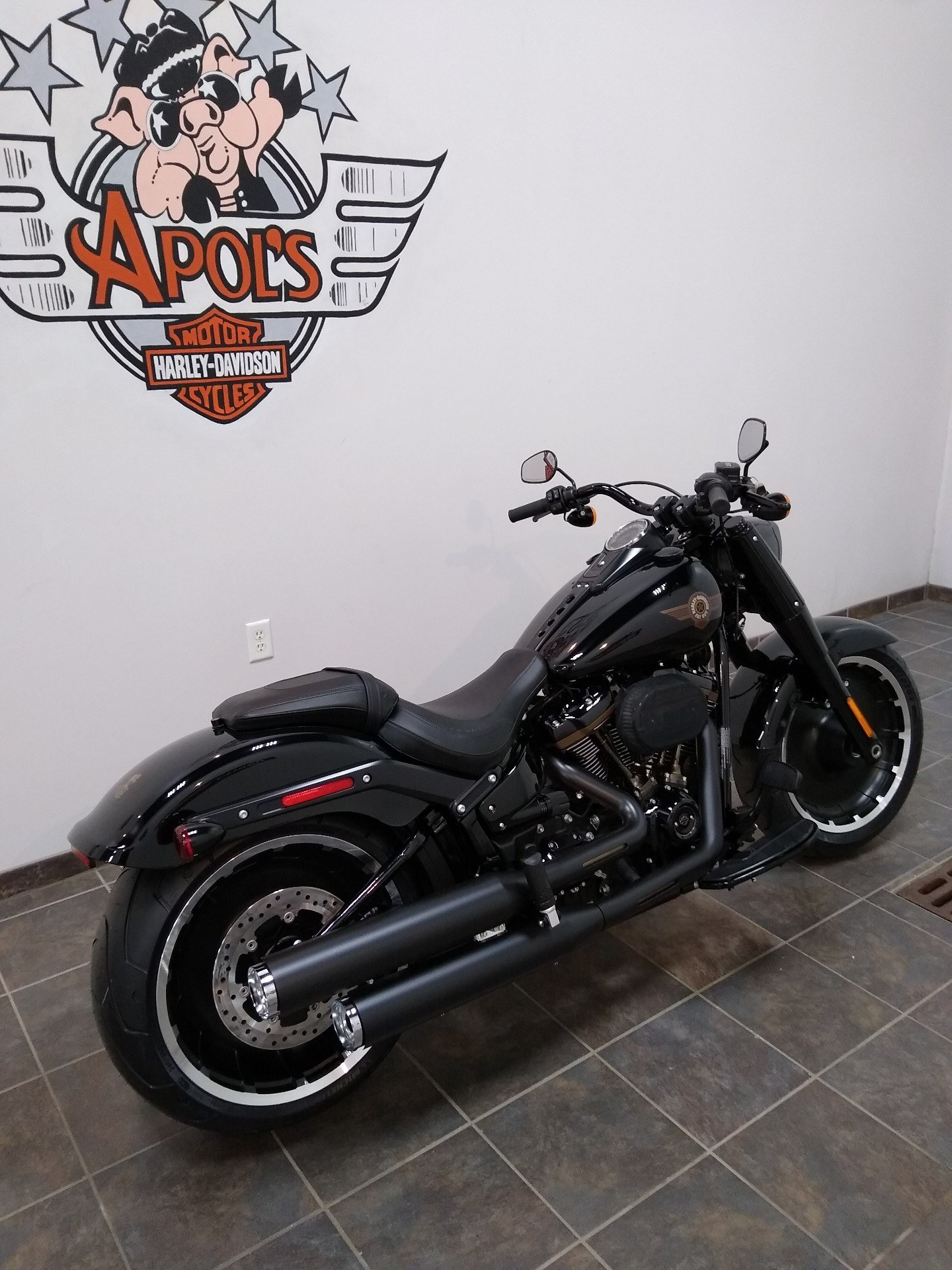 2020 Harley-Davidson Fat Boy® 114 30th Anniversary Limited Edition in Alexandria, Minnesota - Photo 4