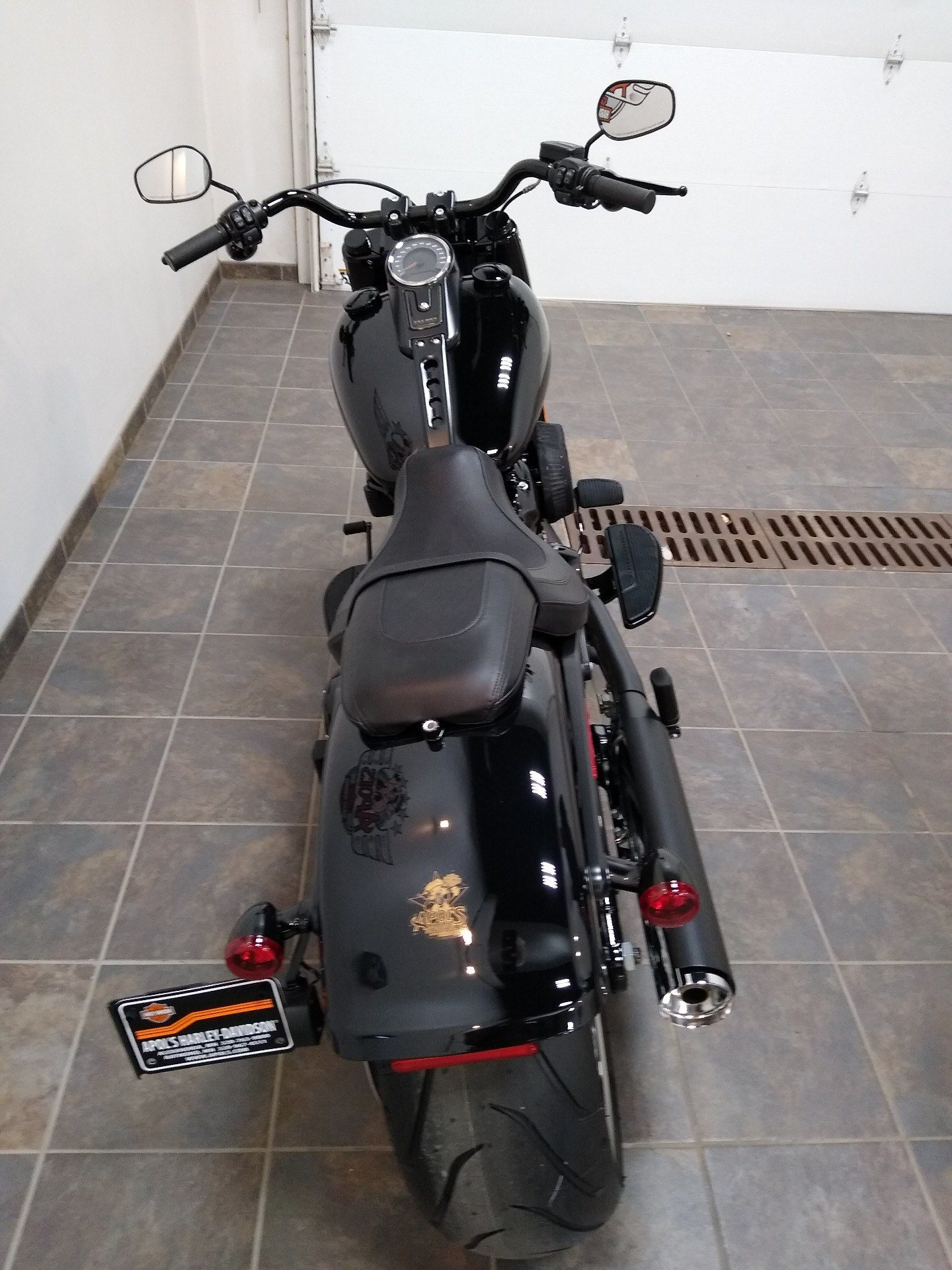 2020 Harley-Davidson Fat Boy® 114 30th Anniversary Limited Edition in Alexandria, Minnesota - Photo 5