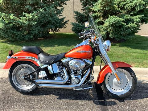 2007 Harley-Davidson FLSTF Softail® Fat Boy® in Alexandria, Minnesota - Photo 1