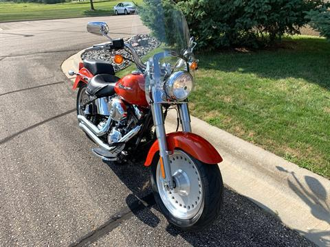 2007 Harley-Davidson FLSTF Softail® Fat Boy® in Alexandria, Minnesota - Photo 2