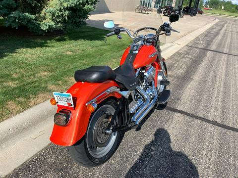 2007 Harley-Davidson FLSTF Softail® Fat Boy® in Alexandria, Minnesota - Photo 3