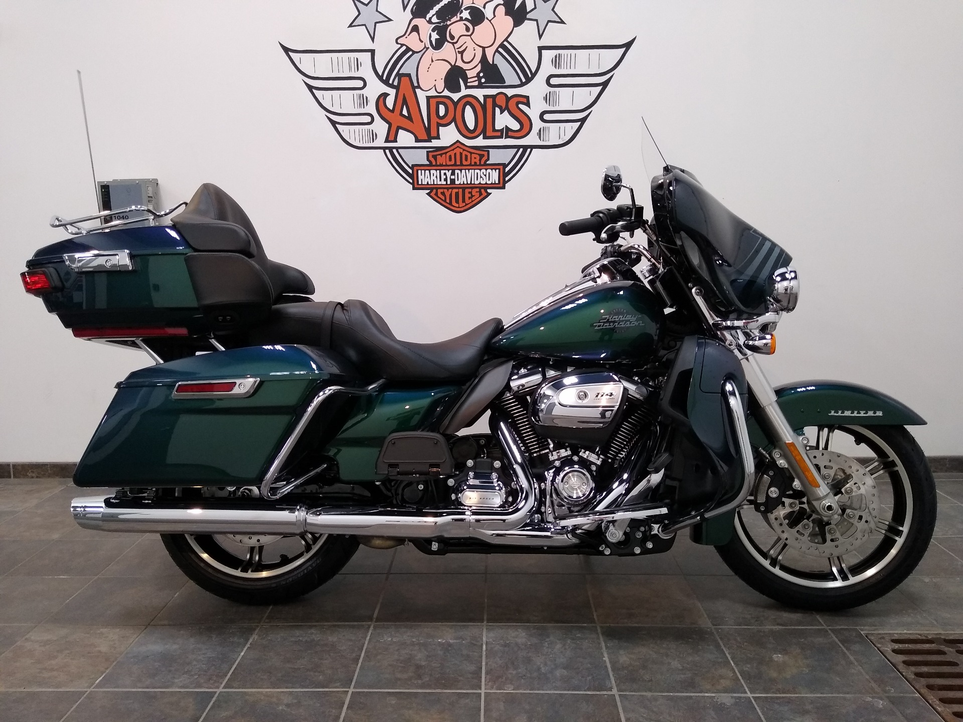 2021 Harley-Davidson Ultra Limited in Alexandria, Minnesota - Photo 1