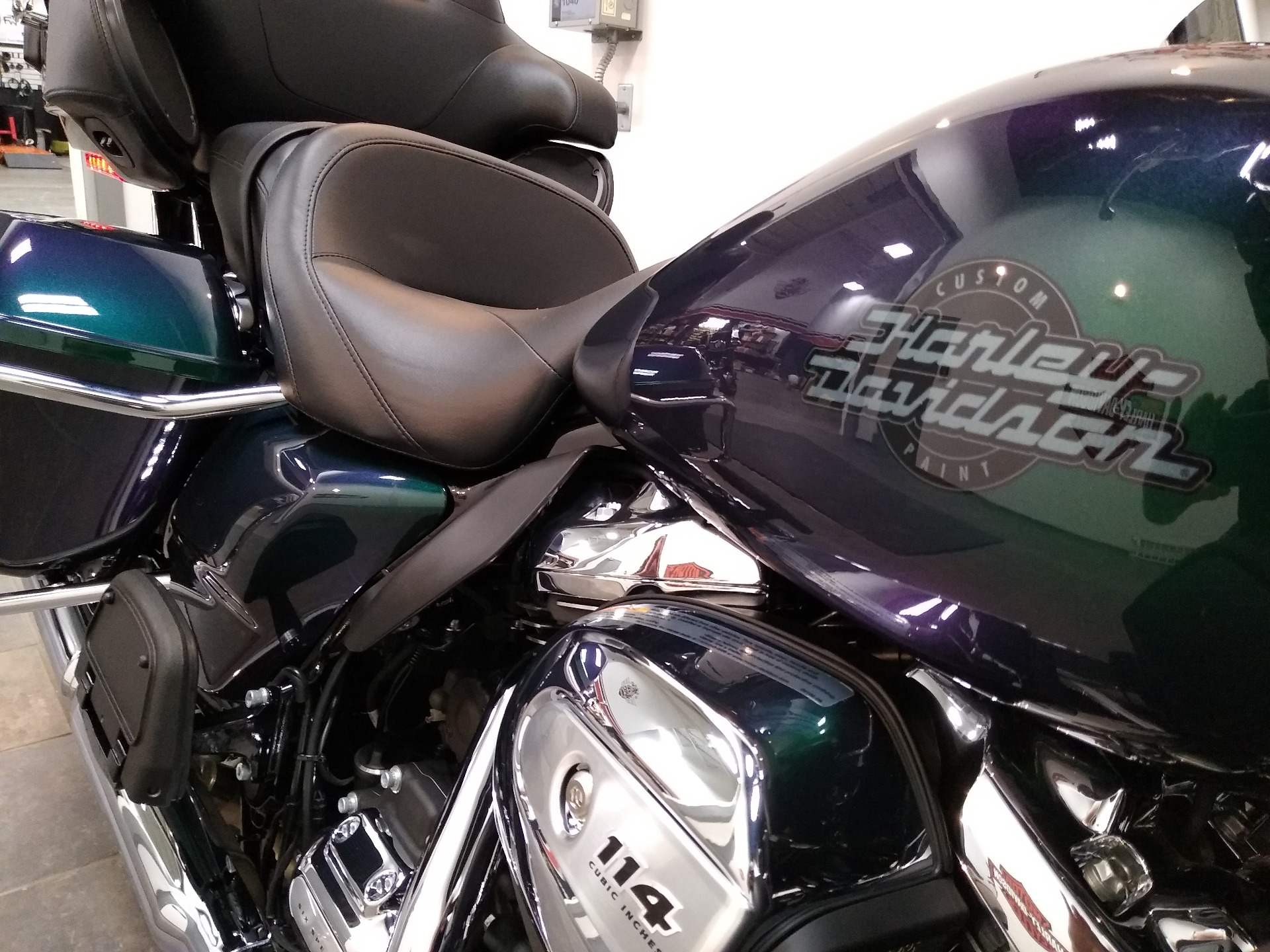 2021 Harley-Davidson Ultra Limited in Alexandria, Minnesota - Photo 5