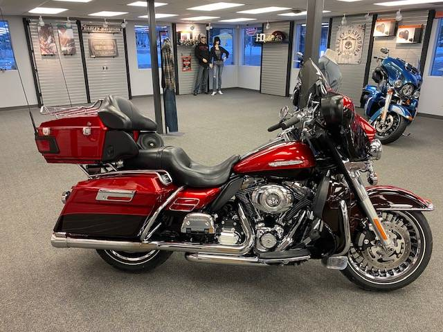 2012 Harley-Davidson Electra Glide® Ultra Limited in Alexandria, Minnesota - Photo 1