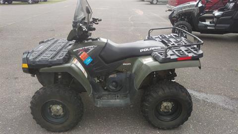 2010 Polaris Sportsman® 500 H.O. in Trego, Wisconsin