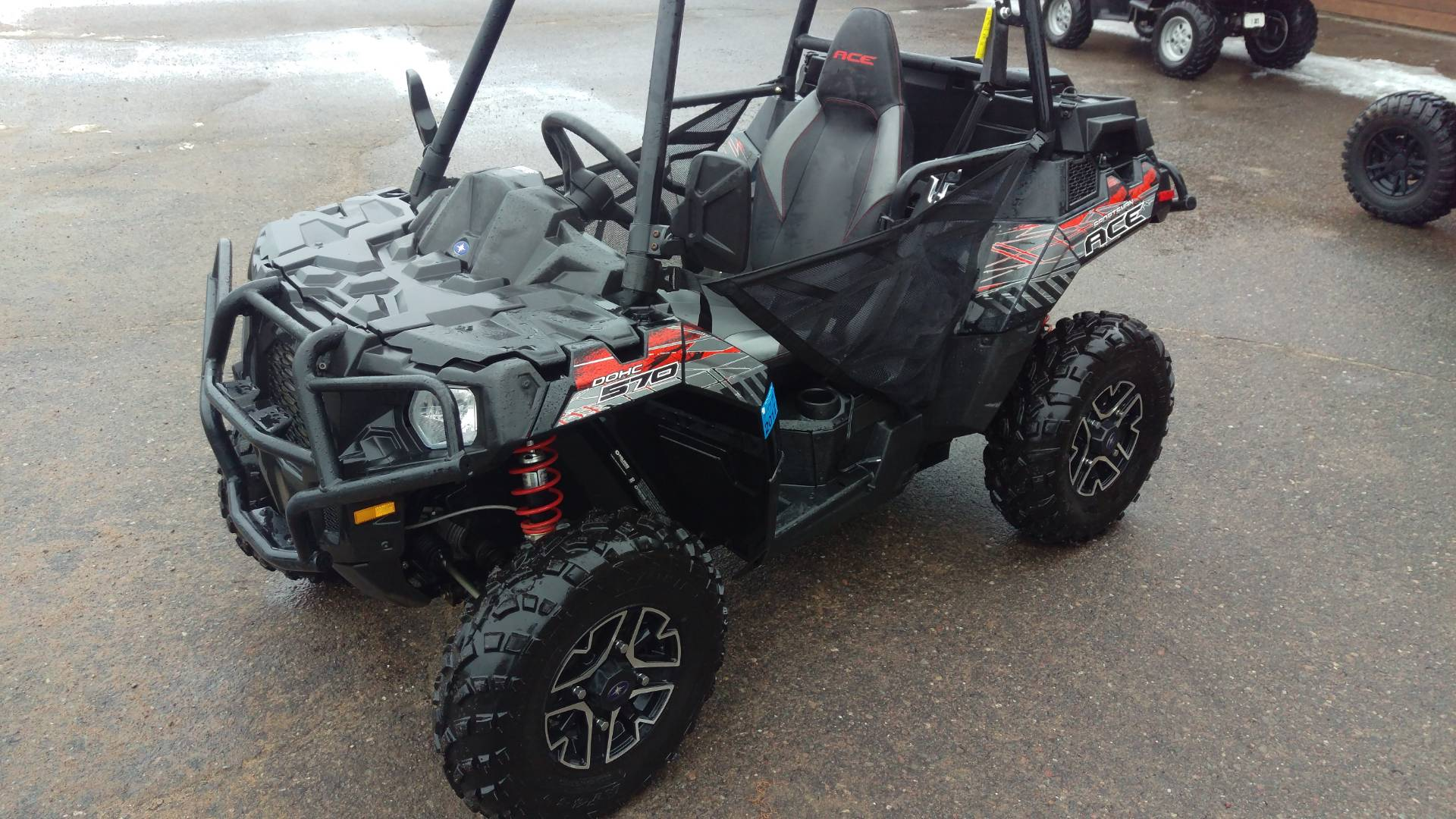 2015 Polaris ACE™ 570 SP in Trego, Wisconsin