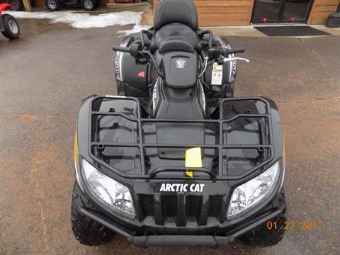 2012 Arctic Cat TRV® 450i in Trego, Wisconsin
