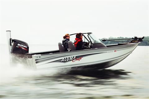 2017 Alumacraft Competitor 175 Sport in Trego, Wisconsin