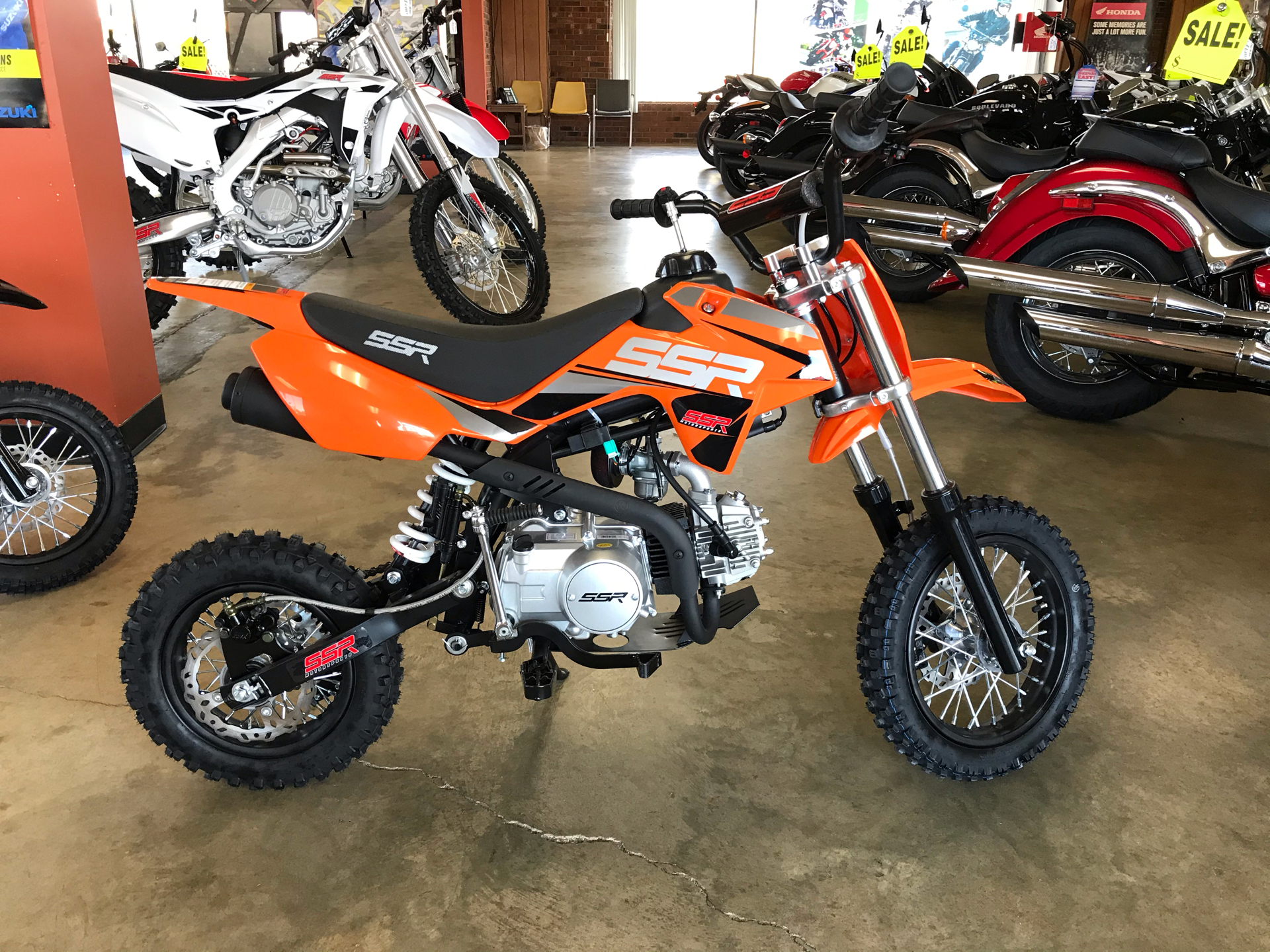 2021 SSR Motorsports SR110 Semi in Sanford, North Carolina - Photo 1